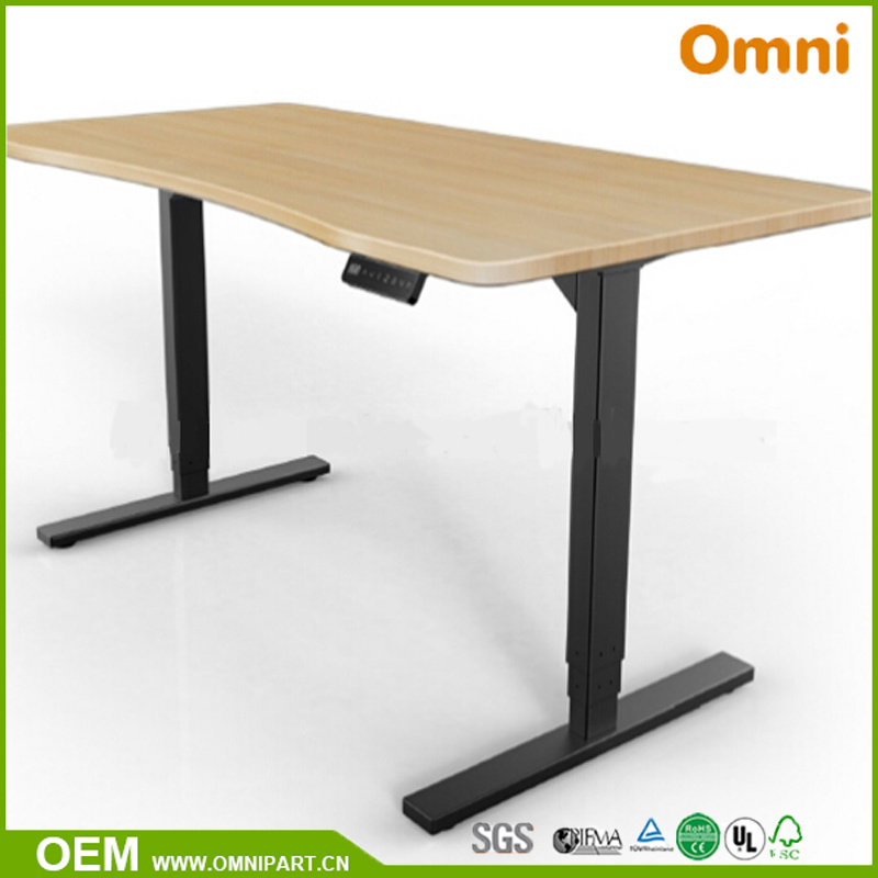 China Modern Electric Height Adjule Student Desk Fluctuation Table