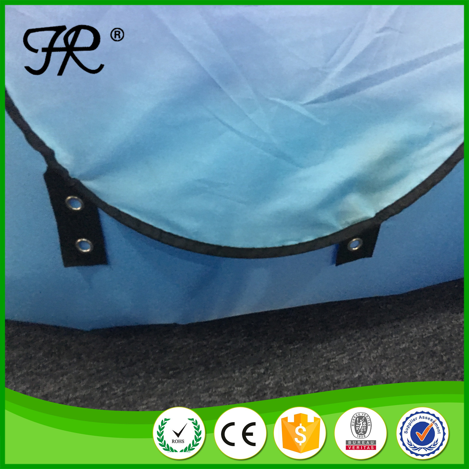 Oem 3 Season Type And Air Filling Inflatable Sofa Bed