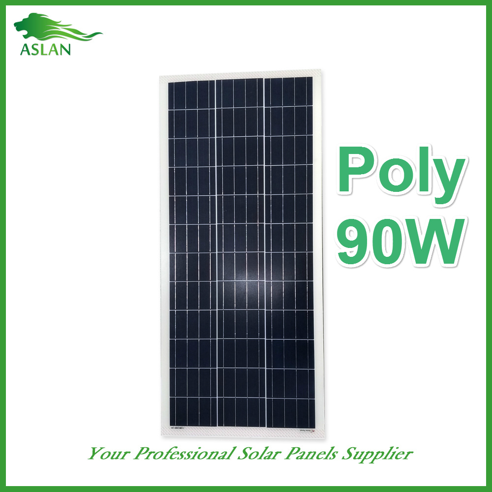 90W Purchase Photovoltaic Solar Panel