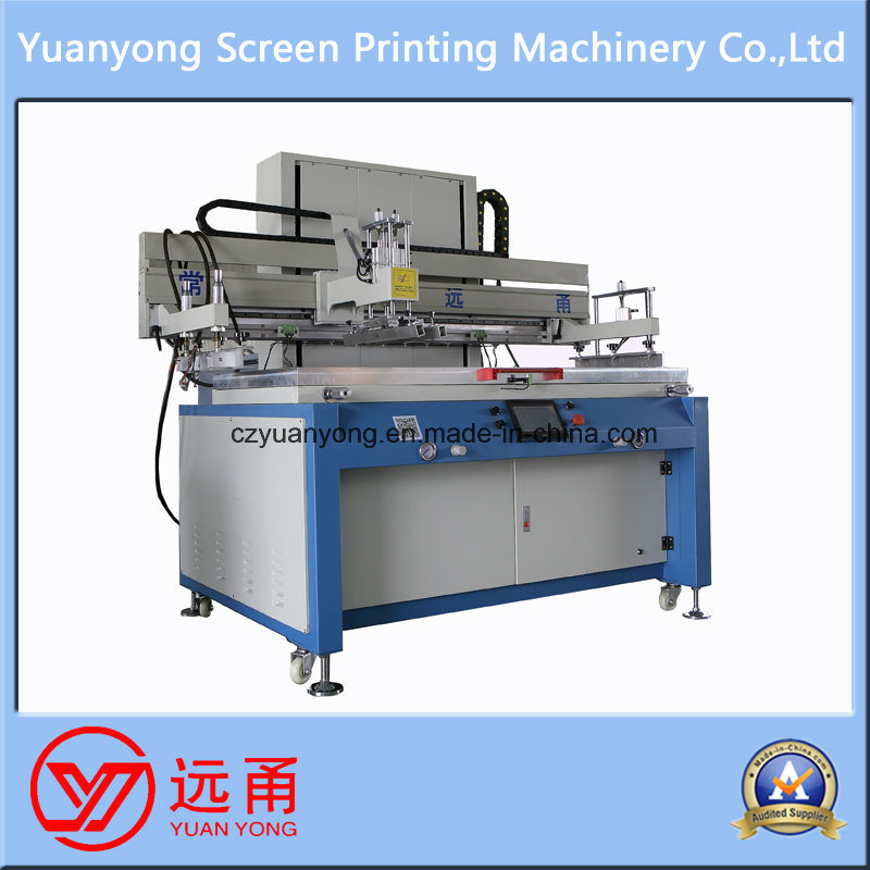 China Textile Wedding Card Silk Screen Printing Machine Price For