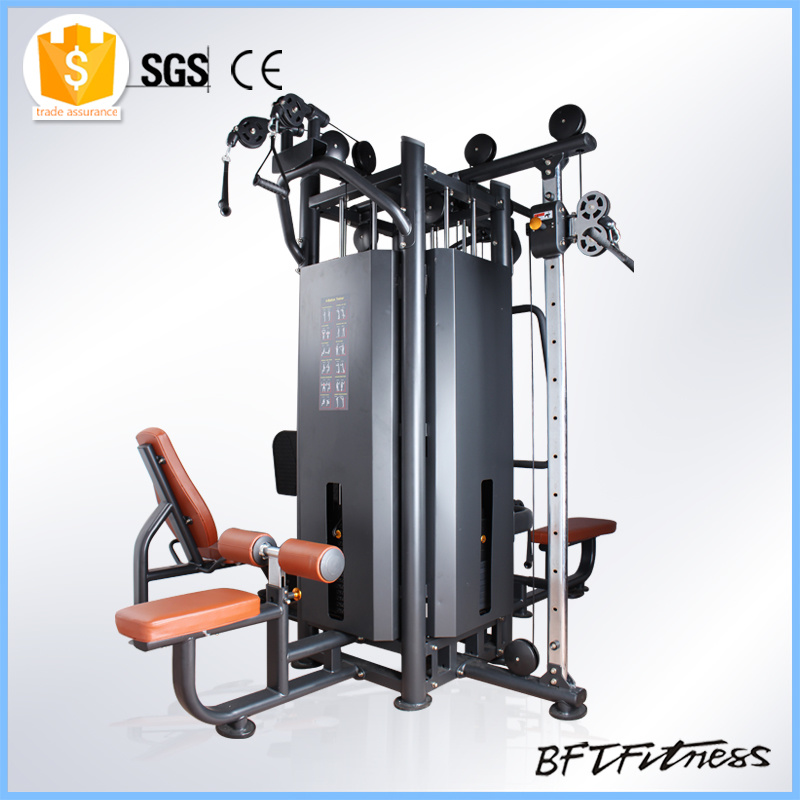 34158b5a14416 China 4 Station Multi Gym Exercise Equipment Complete Gym Equipment ...