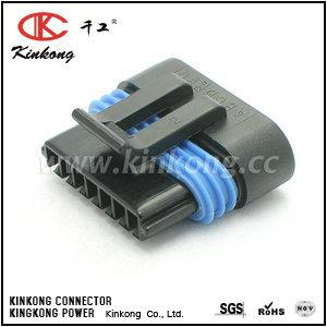 China Tyco Amp 7 Pin Female Waterproof Automotive Electric