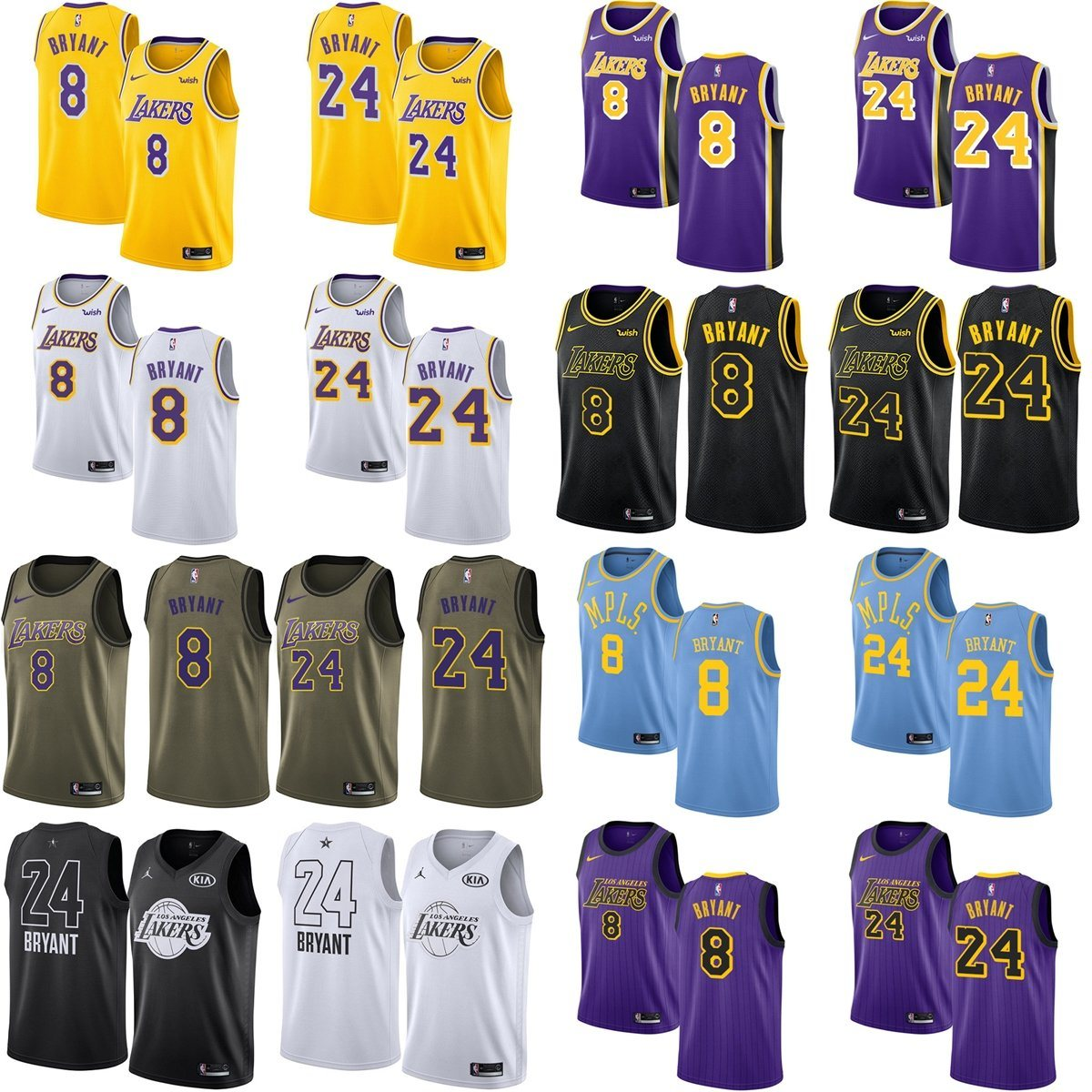 lakers away jersey