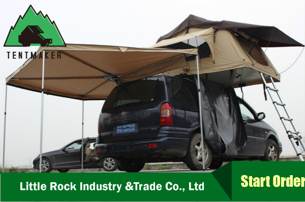 China Foxwing Car Side Awning SUV