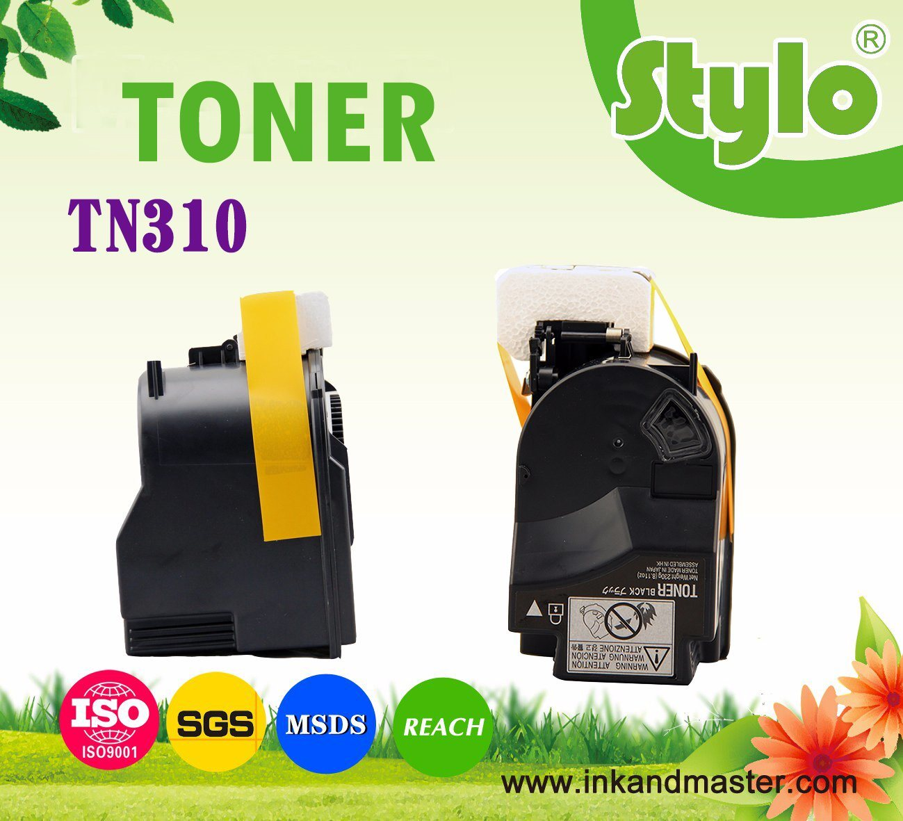 Tn-310 Printer Toner Cartridge