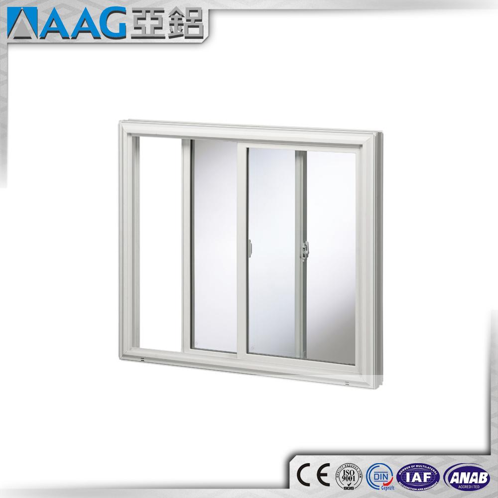 China Customized Size And Design Aluminum Sliding Window China