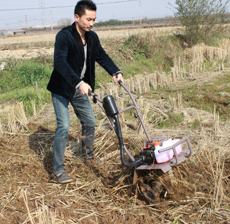 Gasoline Power Type and Garden Cultivator Type Mini Power Tiller pictures & photos