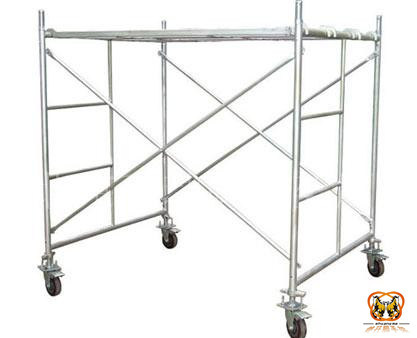 China Construction Mobile Platform Frame Scaffolding - China Frame ...