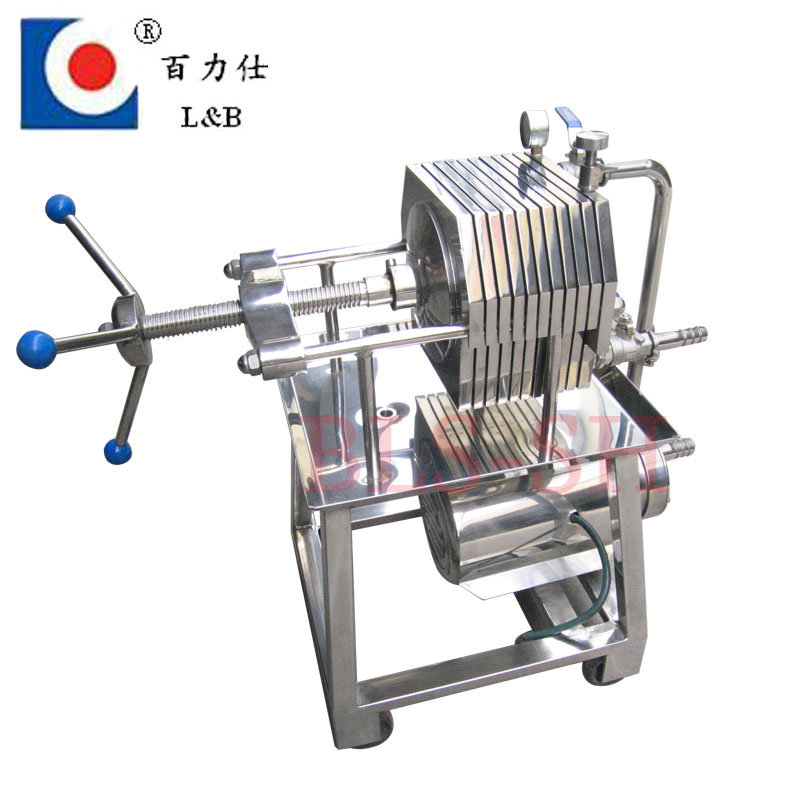China Wine Frame Filter Press, Stainless Steel Plate Filter ...