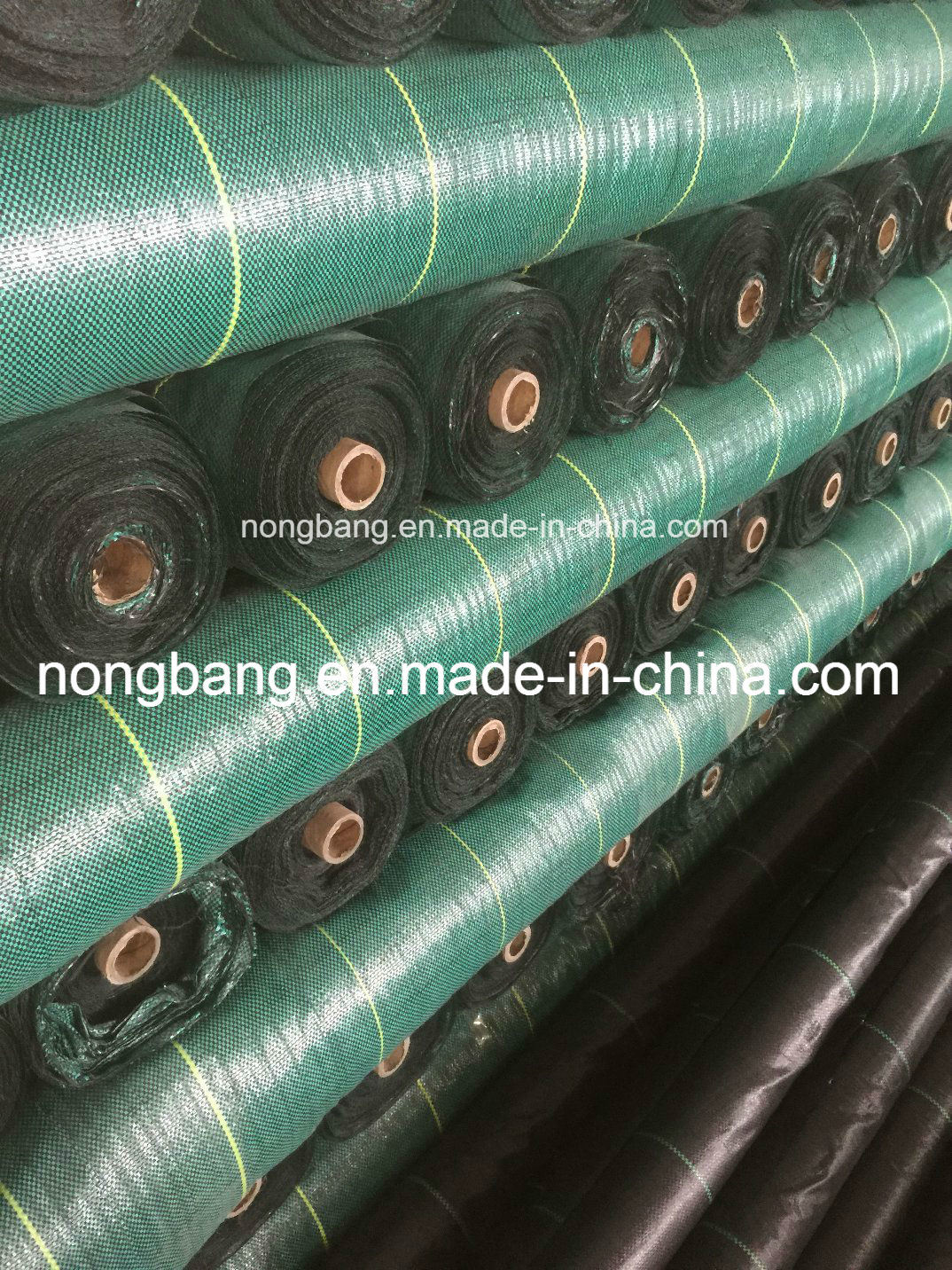 Woven Gardening Weed Control Fabric with UV