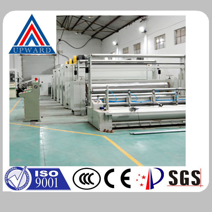 China Nonwoven Bag Making Production Line pictures & photos