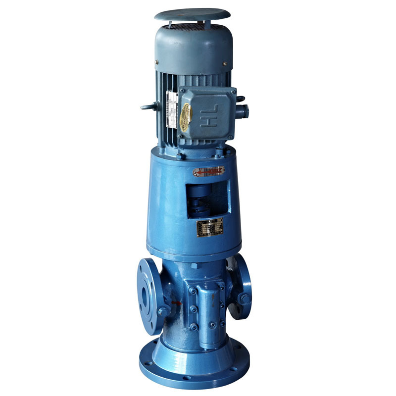 Marine 2he4200-128 Vertical Twin Screw Pump
