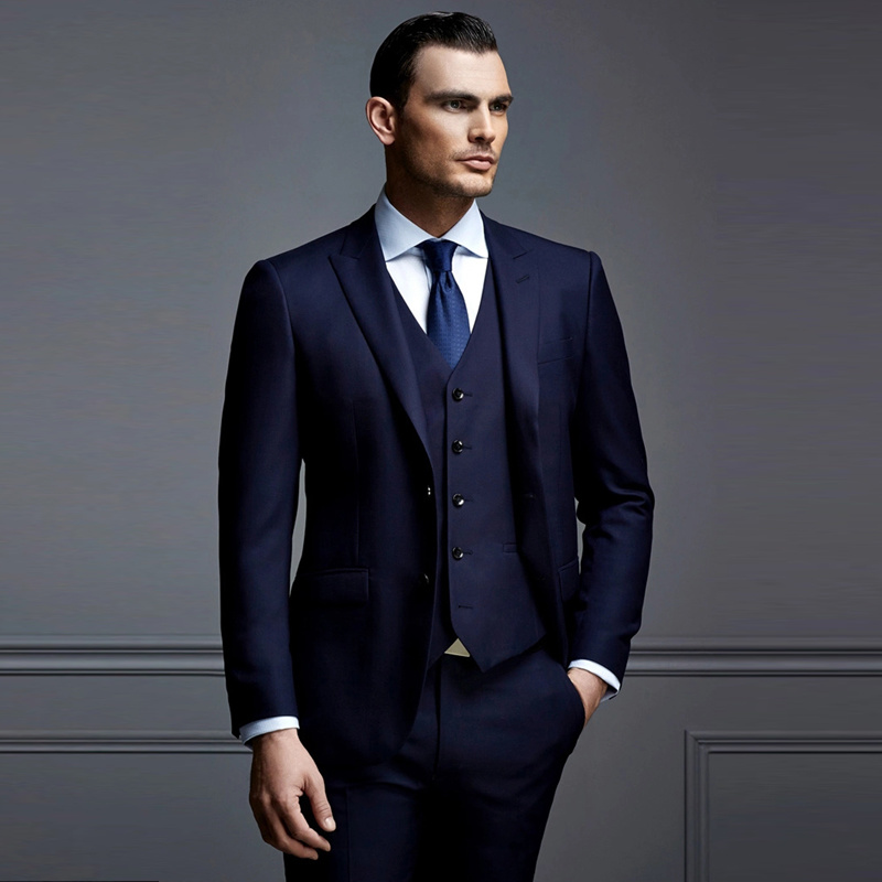 Fashion Design Man Business Suits Italian Man Suits