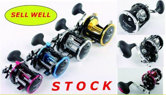 China Fishing Reel Factory Made in China Big Game Fishing Reels pictures & photos