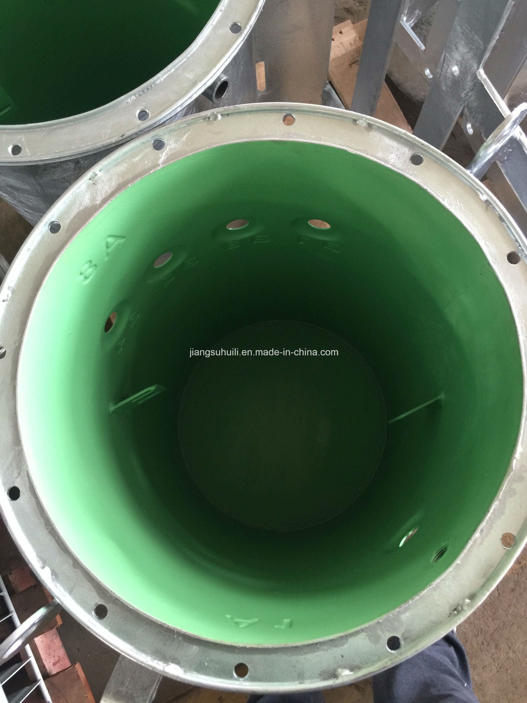 50 kVA Galvanised Transformer Round Tanks pictures & photos