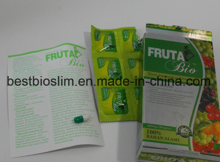 Frutabio Weight Loss Pills Fat Burner Strong Slimming Capsules pictures & photos