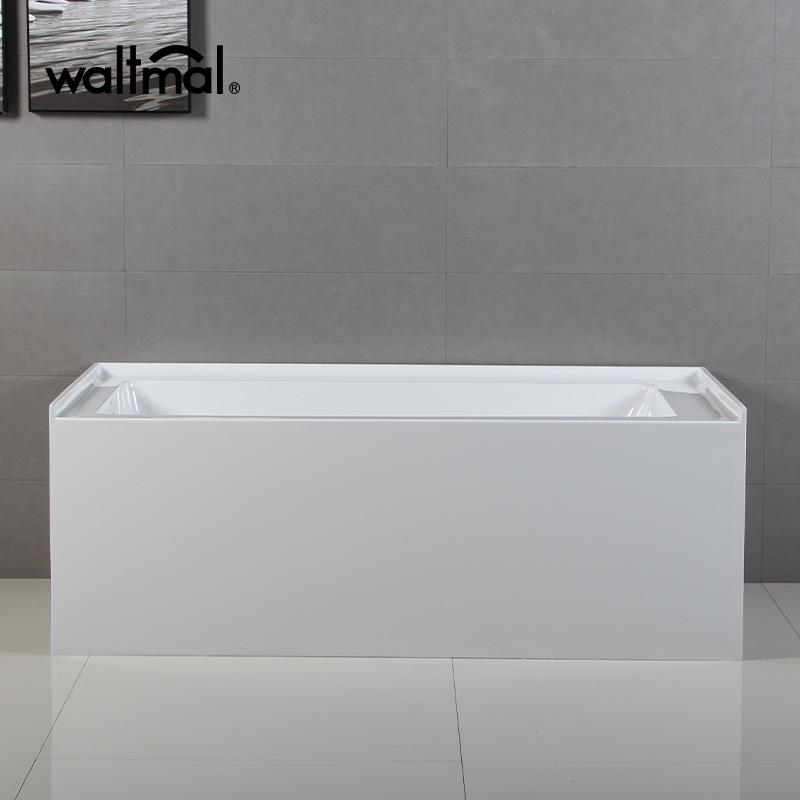 China America Standard Skirt Acrylic Integrated Apron Bathtub Photos ...