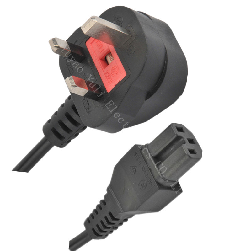 Bsi Power Cords& Electrical Outlets (Y006A+ST3-H) _Yuyao Yuli Electronics Co., Ltd