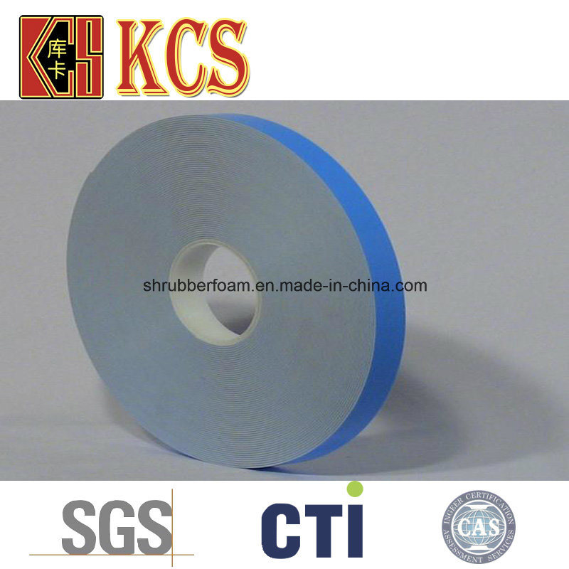 excellent adhesive double sided pe foam tape pictures & photos