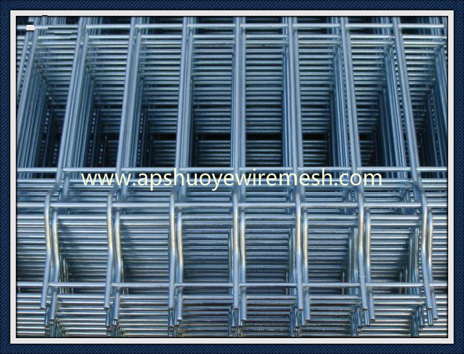 China Electric Galvanized Carbon Steel Wire Mesh Panels for Fencing ...