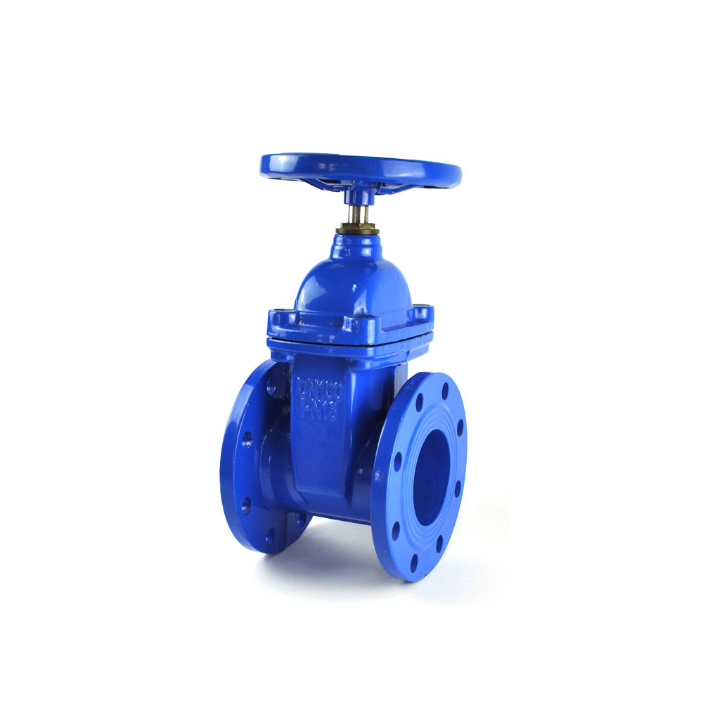 Industrial Gate Valve with No Rising Resilient Seat pictures & photos