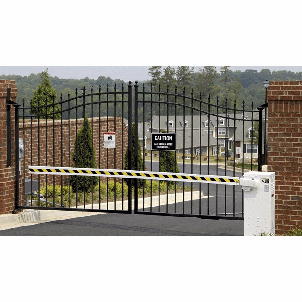 China House Aluminium/Steel Sliding Gate Design Photos & Pictures ...