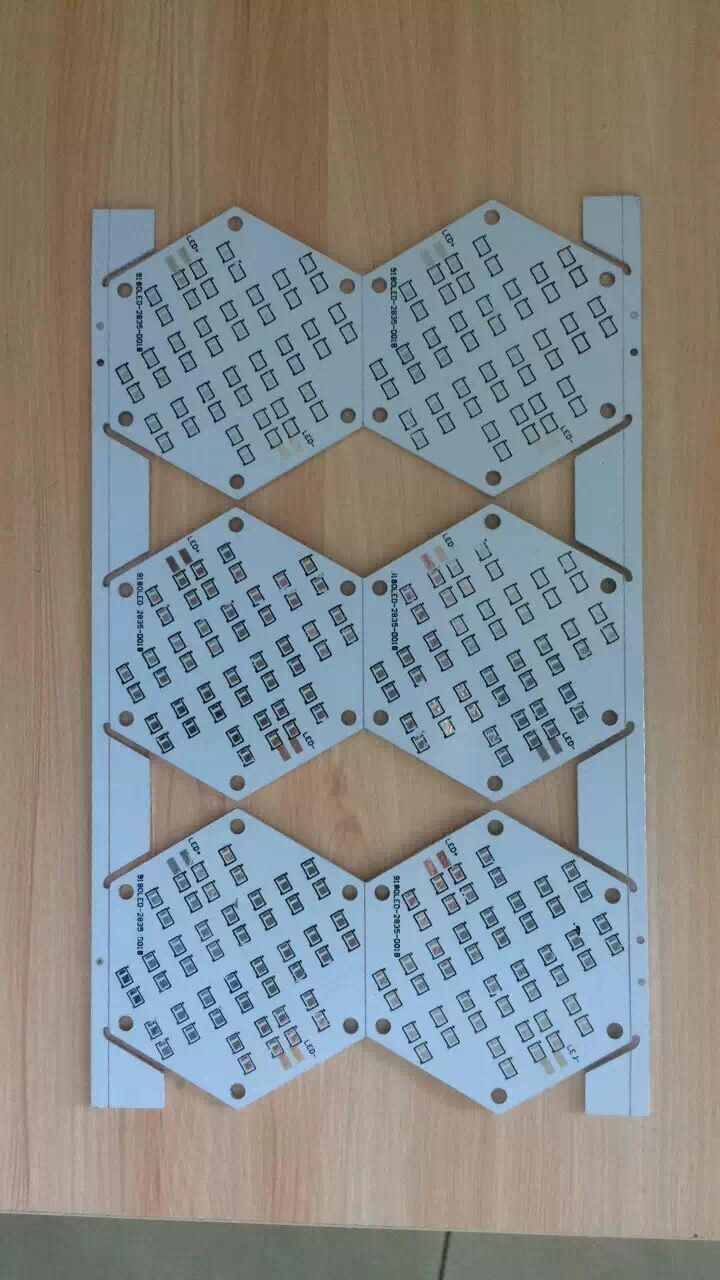 Wholesale Aluminium Pcb Buy Reliable From Aluminum Printed Circuit Board Led Making For Ceiling Lighting Haf Iii