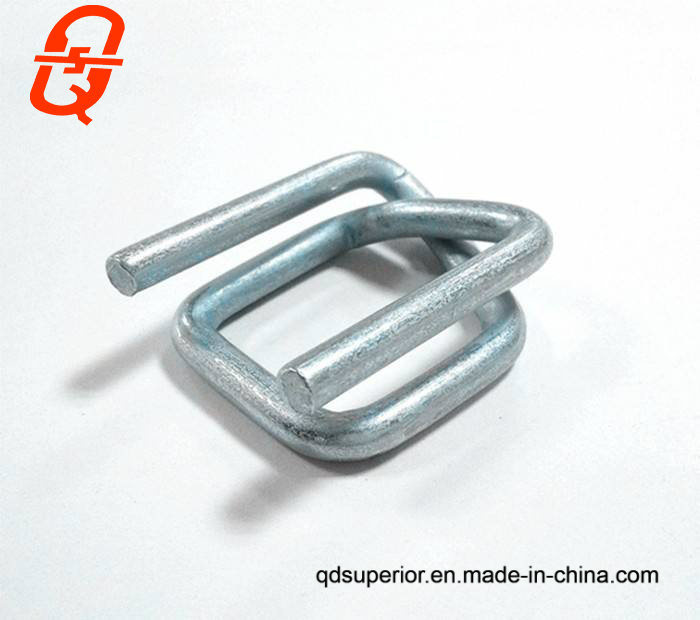 China Wire Buckles Phosphated Strapping Buckles Heavy-Duty Zinc ...