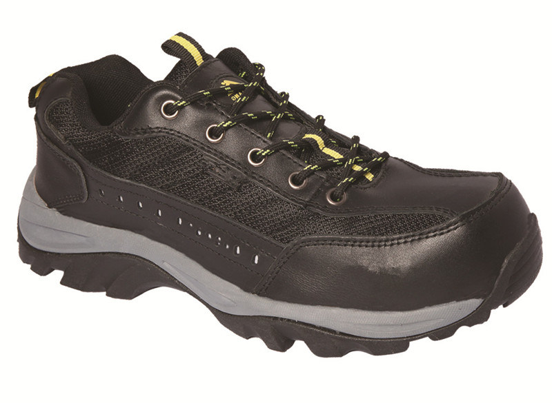 China Steel Toe Safety Shoes