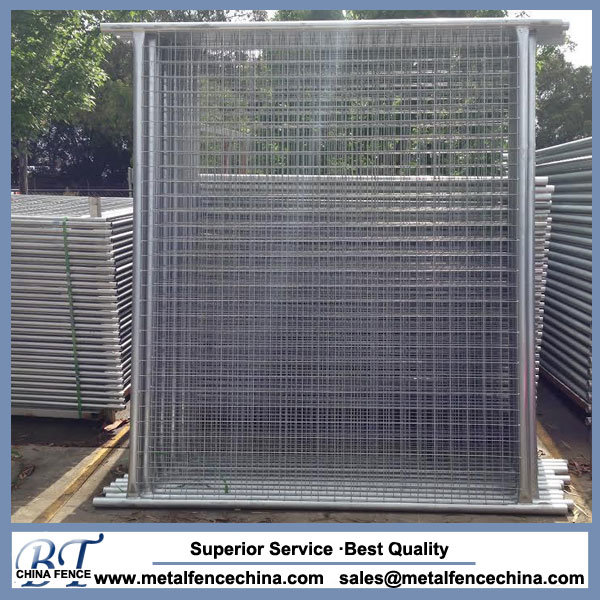China Hot Dipped Galvanised Concrete Fence Panels for Sale