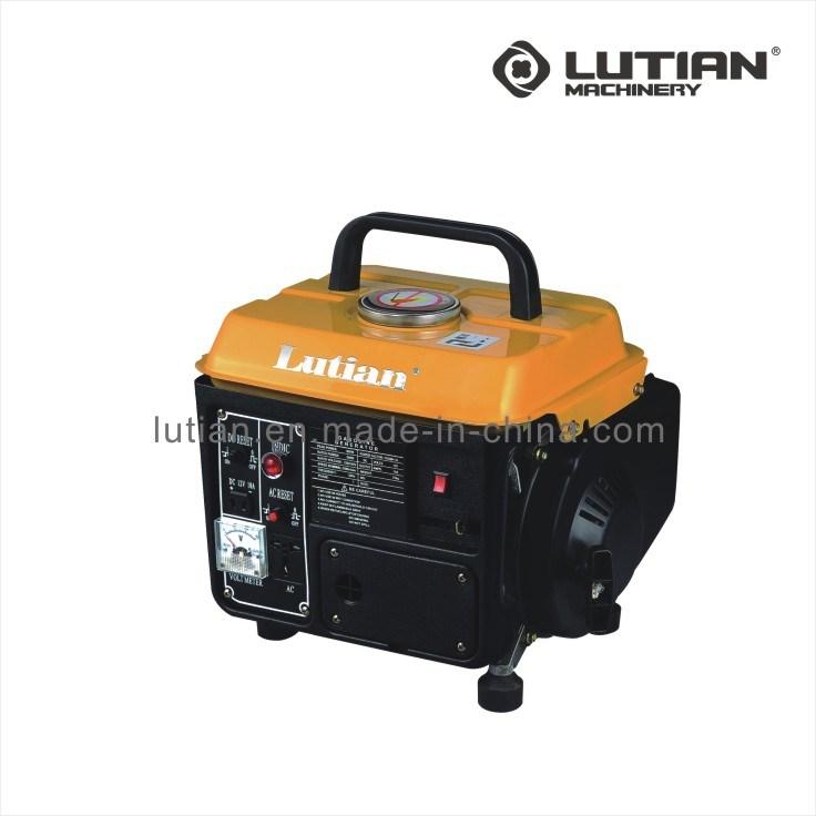 China Small Power Hand 2 Stroke Generator Set/950 Gasoline Generator ...