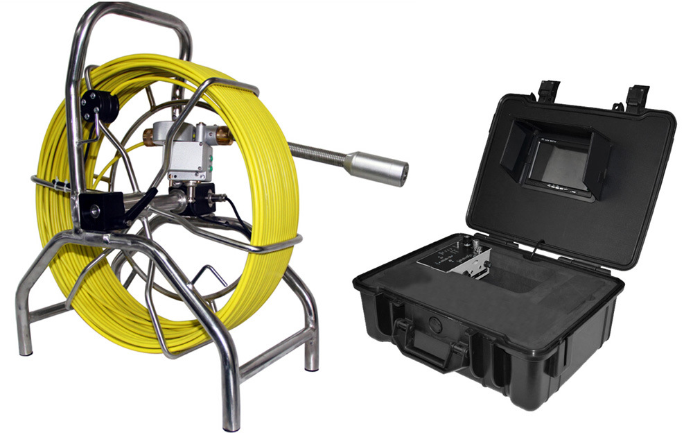 Flexible Video Borescopes Perfect for Sewer Inspection