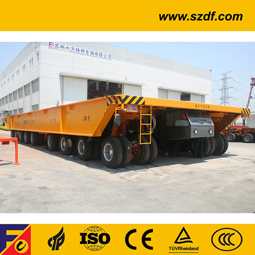 Dcy500 Self-Propelled Hydraulic Platform Transporter pictures & photos