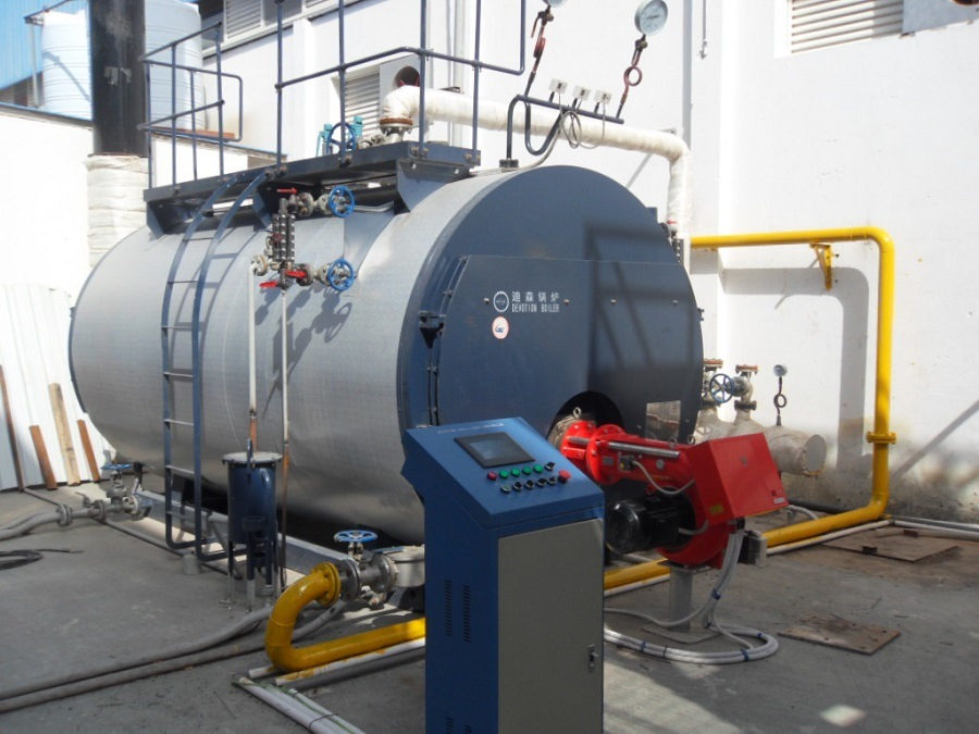 China Gas, Light Oil, Heavy Oil Steam Boiler for Food Industry ...