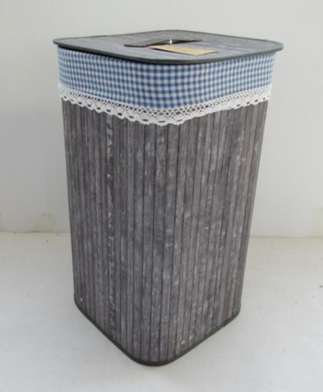 Laundry Hamper Clothes Storage Basket