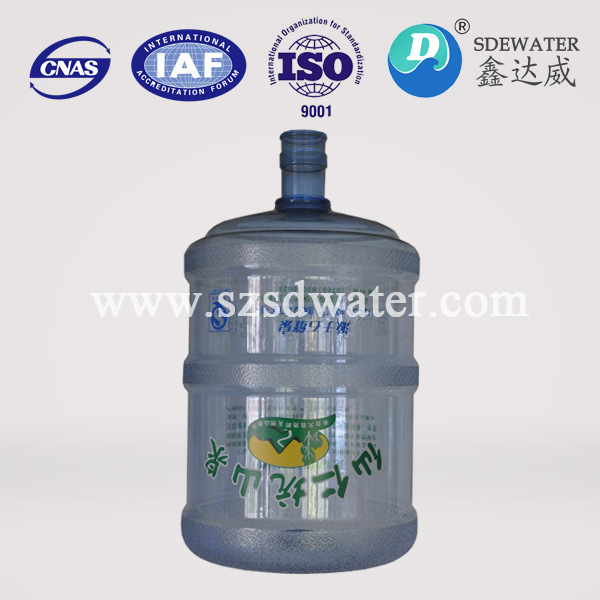 5 Gallon Plastic Jugs for Potable Water