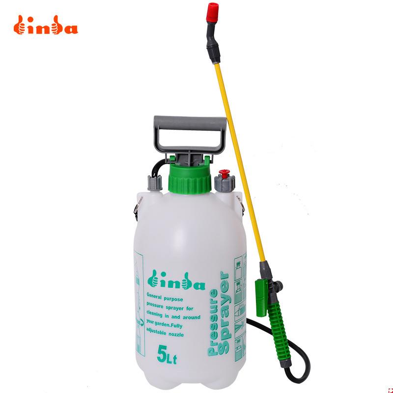 China 5l Popular Hand Air Pressure Garden Sprayer With Good Price