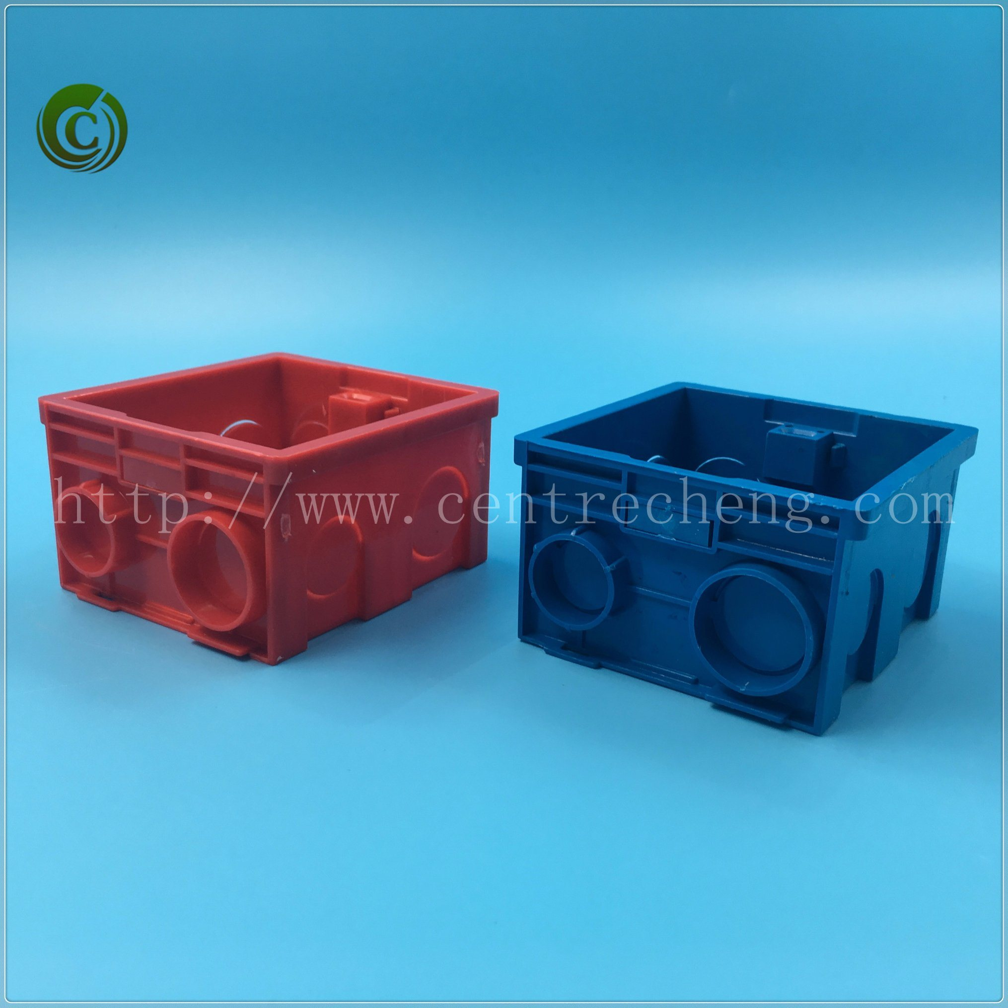 China Electrical Wall Switch PVC Junction Box PVC Box Wire Box ...
