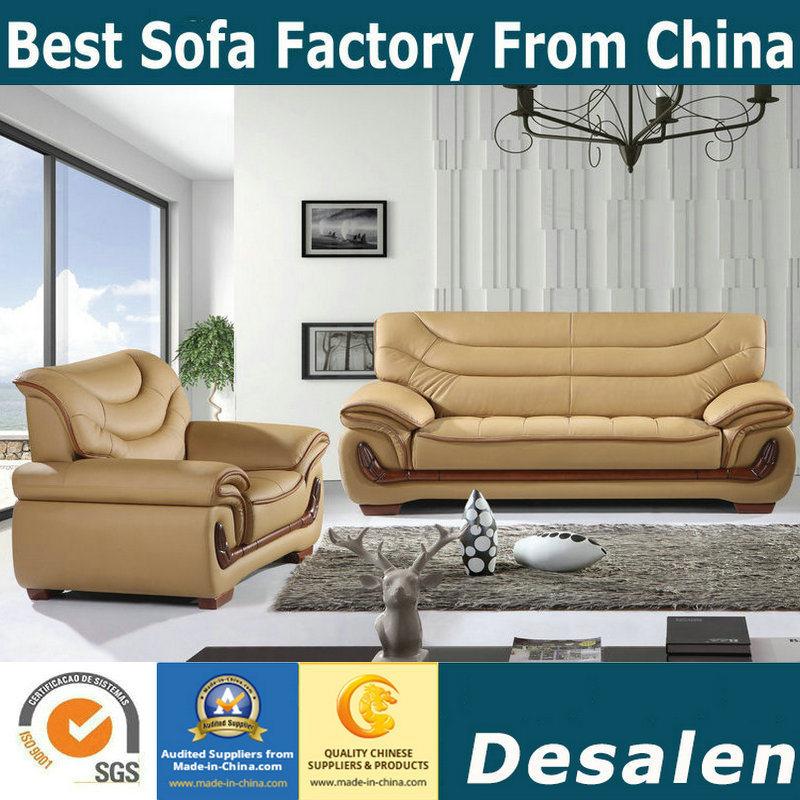 Hot Item Office Furniture Combination Leather Sofa F089