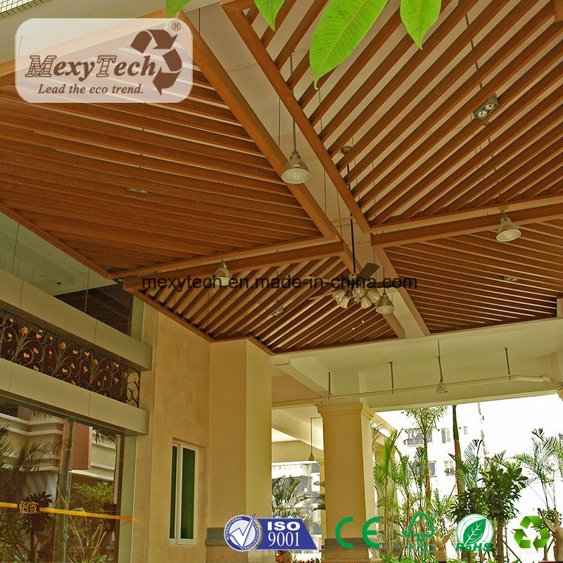 Wpc Composite Wood Ceiling 100x25mm