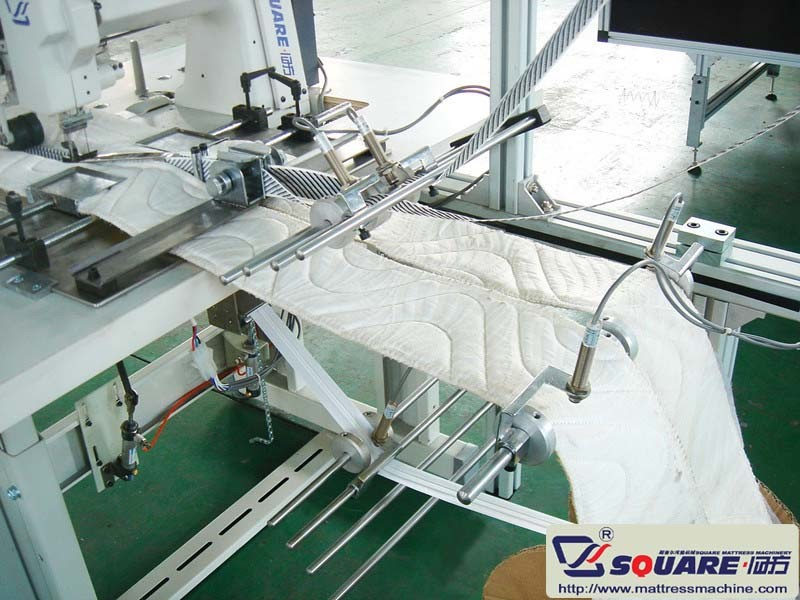 Chain Stitch Zipper Mattress for Mattress Sewing Machine pictures & photos