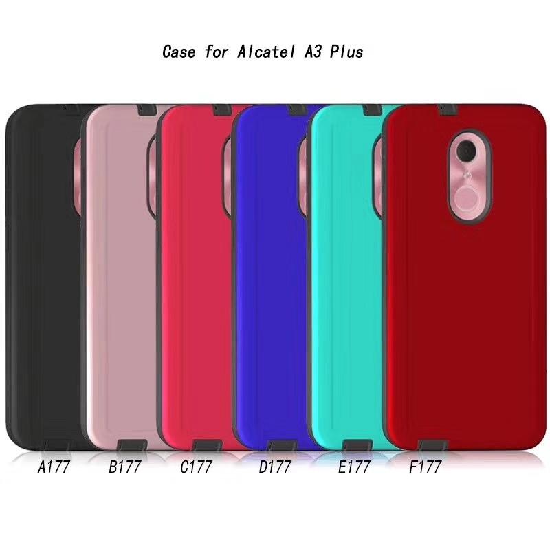 the latest 08c15 63b4a [Hot Item] Alcatel A3 Plus Mobile Case Phone Cover