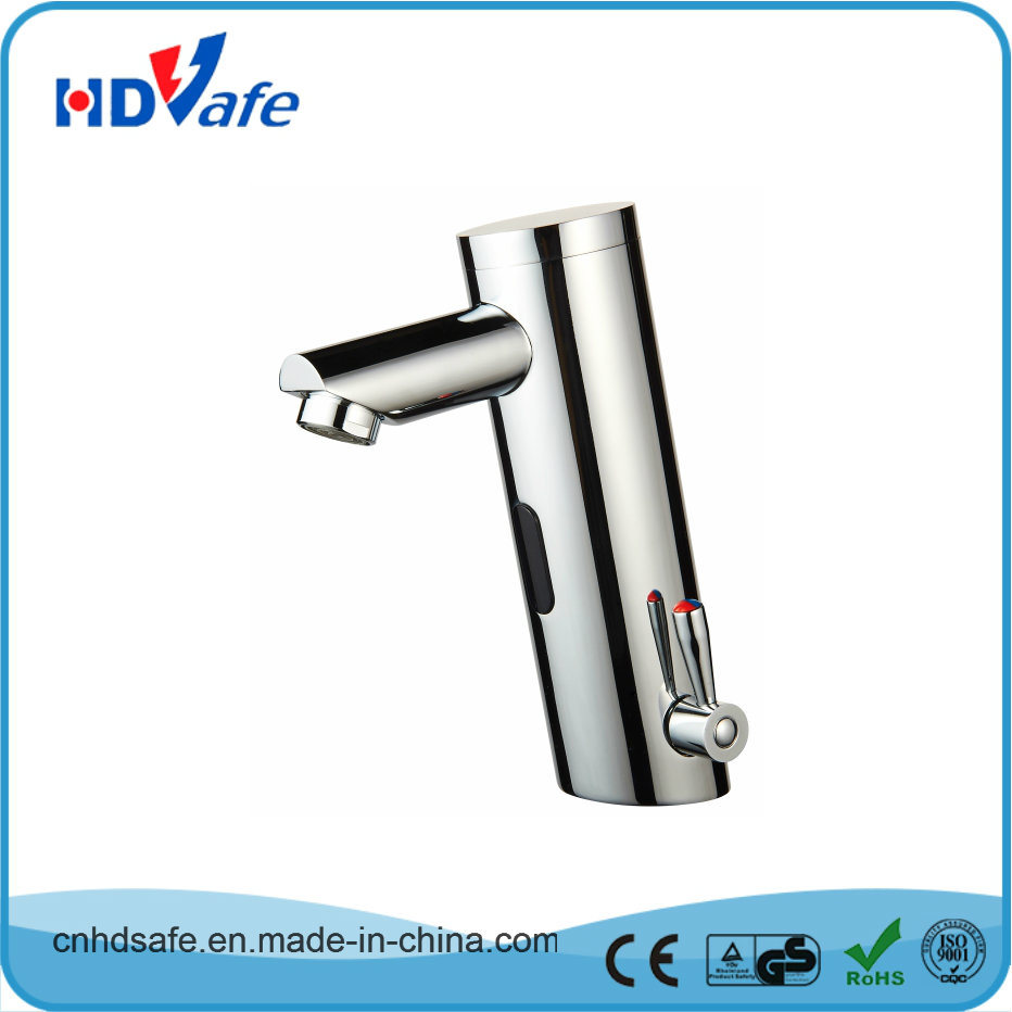China Sanitary Ware Water Tap Thermostatic Automatic Shut off Faucet ...