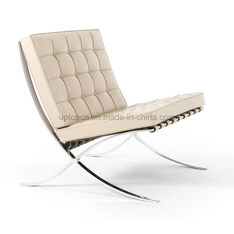 China Luxurious Leather Replica Barcelona Chair (SP HC080)   China Replica  Barcelona Chair, Barcelona Chair