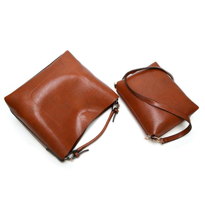 China Fashion PU Leather Ladies Designer Tote Bag Hobo Bag 92aa727b8539c