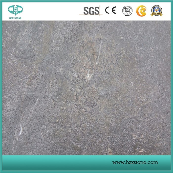 Chinese Honed Blue Limestone Bluestone Tiles For Wall Cladding Flooring Paving China