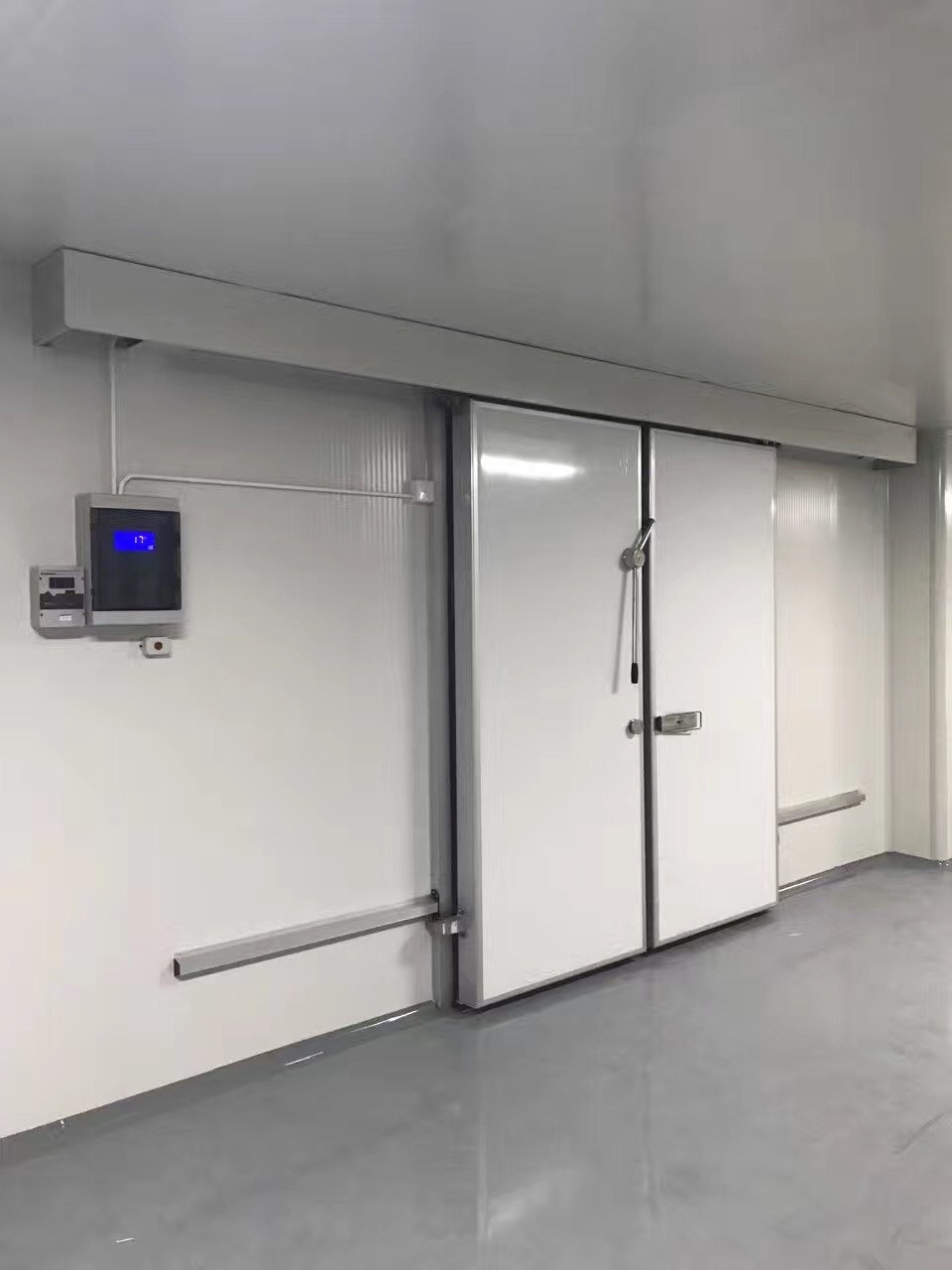China Sliding Door Automatic Door For Cold Storage Cold