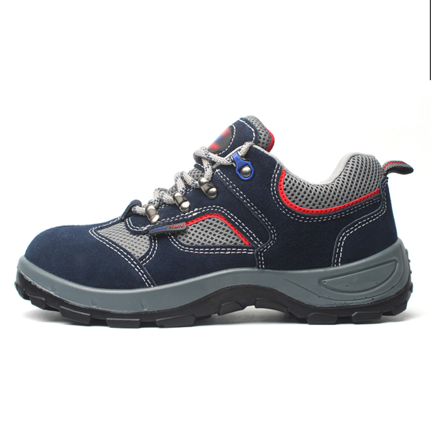 Work Mens Half Steel Power Safety Shoes