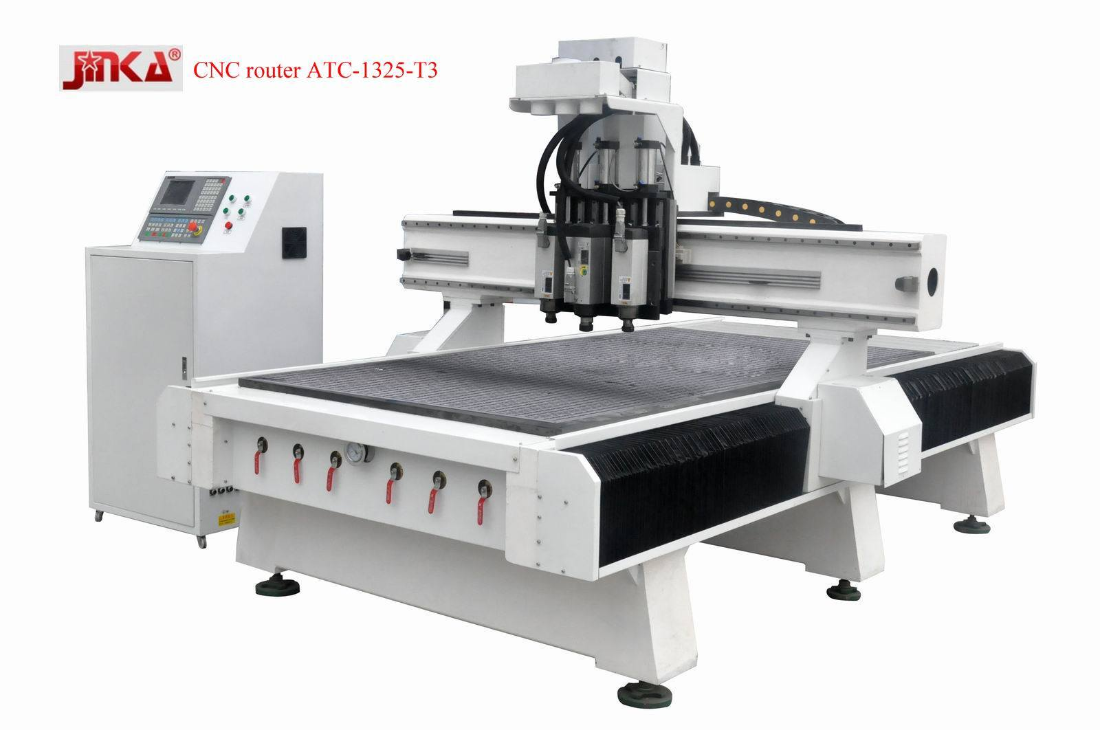 ATC 3 Heads Engraving Machine
