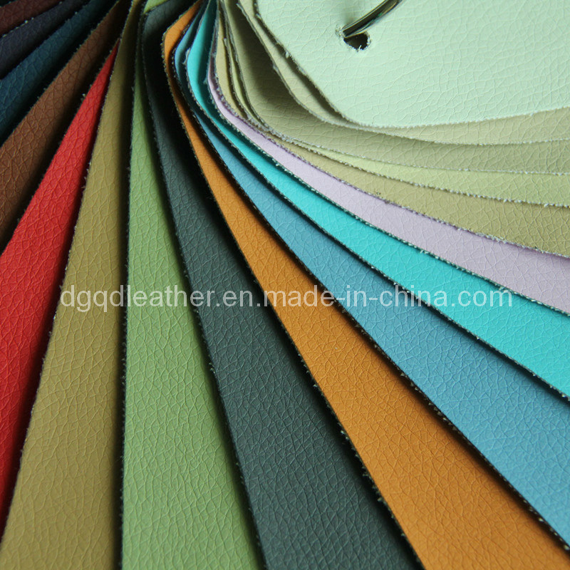 Top Sell High Quliaty Furniture Leather PU Leather PVC Leather